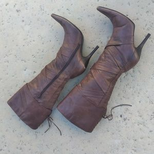 Bakers Shoes - 🤑⬇️🚺BAKERS leather boots